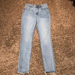 EUC Urban Outfitters BDG Twig Super High-Rise Jean